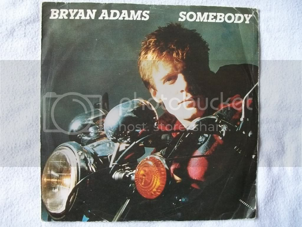 Bryan Adams - Somebody Album