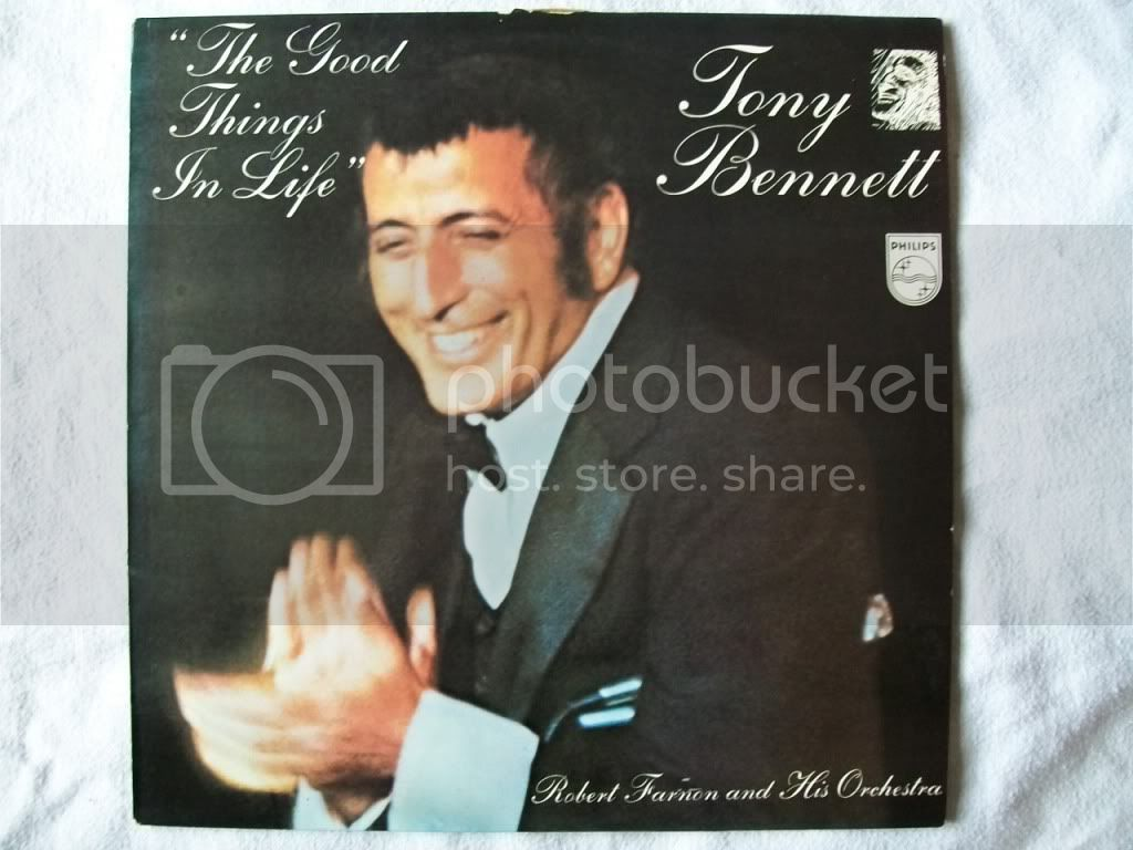 The Good Things In Life - Tony Bennett