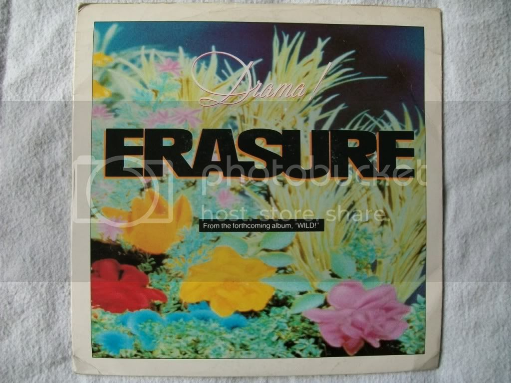 Erasure - Drama! CD
