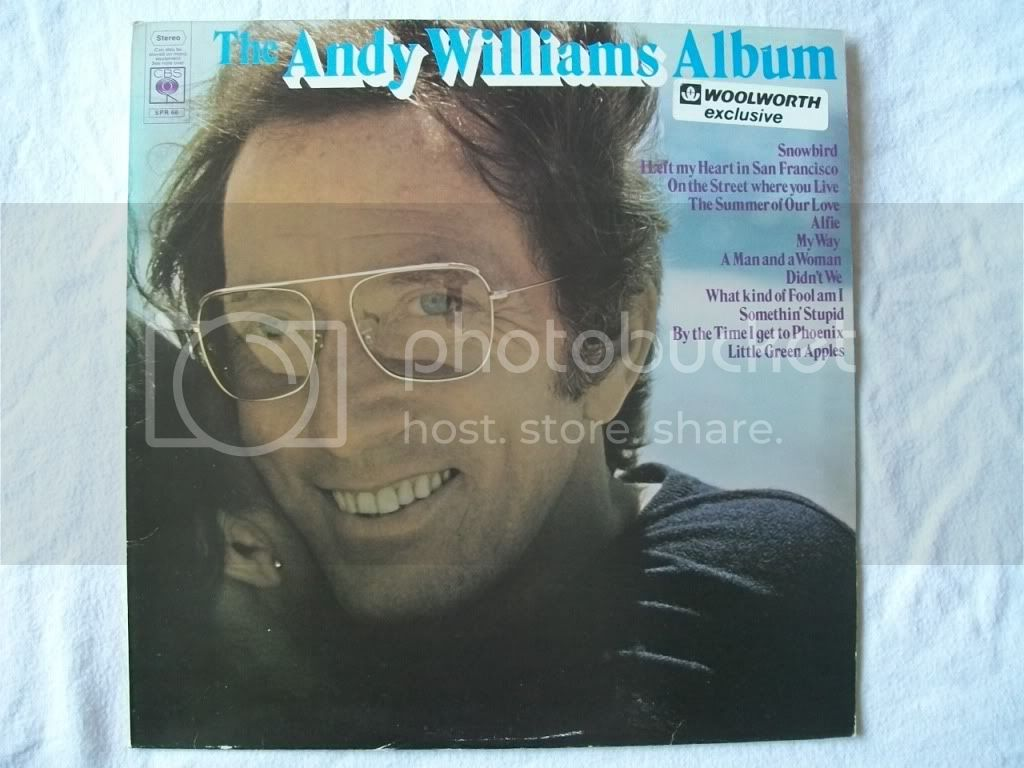 Andy Williams - The Andy Williams Album Album