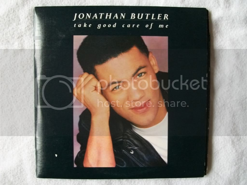 Jonathan Butler - Take Good Care Of Me