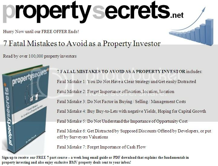 7 Fatal Mistakes to Avoid as a Property Investor