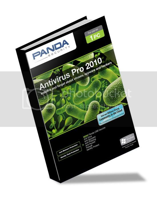  Panda Antivirus Pro 2010 9.01.00 