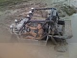 muddin in the buggy
